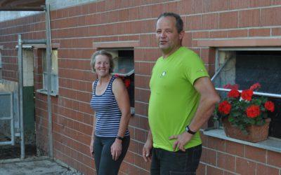 1.-August-Brunch bei der Familie Buchegger in Häggenschwil