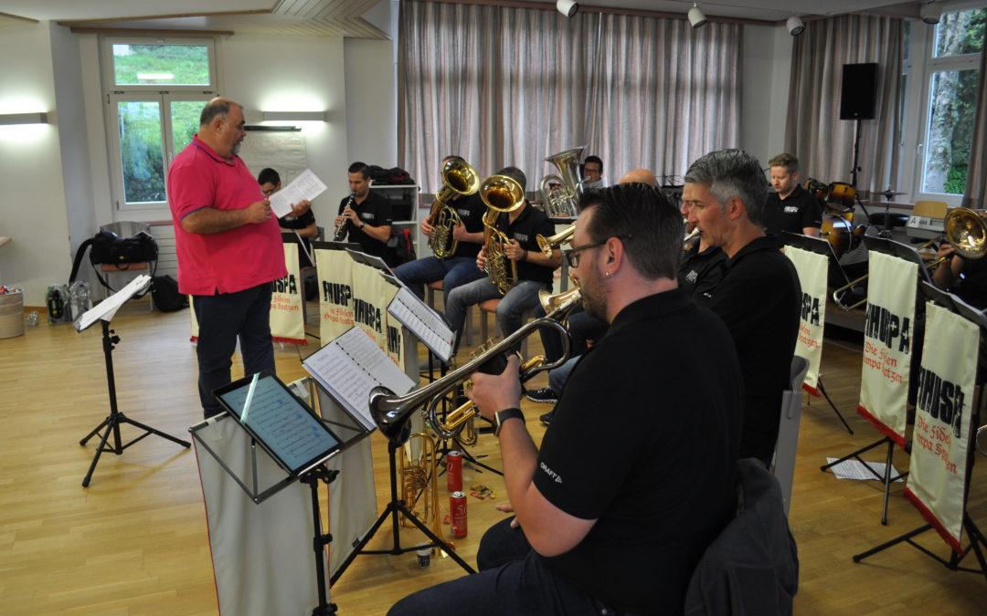Die Ostschweizer FIHUSPA vertreten die Schweiz am GP der Blasmusik