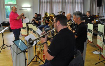 FIHUSPA spielen in der Champions League der Blasmusik