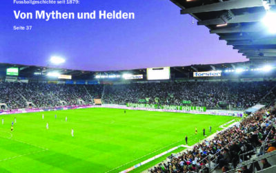 140 Jahre FC St. Gallen 1879 – Die Vereinsgeschichte